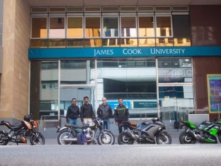 JAMES COOK UNIVERSITY (BRISBANE CAMPUS) - [JCU], BRISBANE, QUEENSLAND