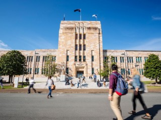 UNIVERSITY OF QUEENSLAND - [UQ], BRISBANE, QUEENSLAND