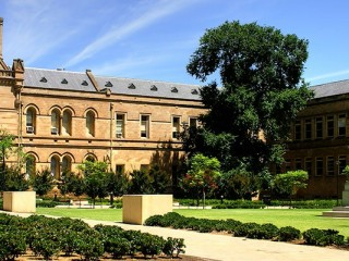 UNIVERSITY OF ADELAIDE, ADELAIDE, SOUTH AUSTRALIA