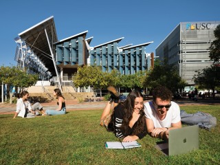 UNIVERSITY OF THE SUNSHINE COAST - [USC], SIPPY DOWNS, QUEENSLAND