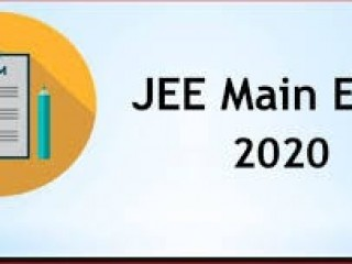 JEE MAIN 2020NATIONAL LEVEL ONLINE TEST