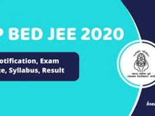 UP BED JEE 2020