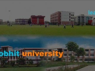 Shobhit University, Meerut –  Admission 2020-2021