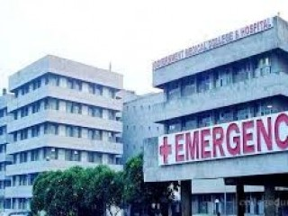 GMCH Chandigarh - Government Medical College and Hospital