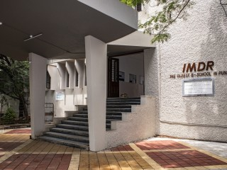 INSTITUTE OF MANAGEMENT DEVELOPMENT AND RESEARCH - [IMDR], PUNE