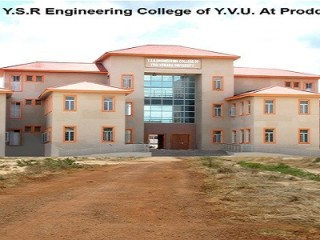 YSR ENGINEERING COLLEGE